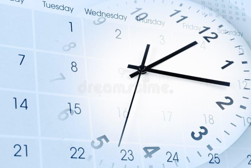 Часы и календар стоковые изображения