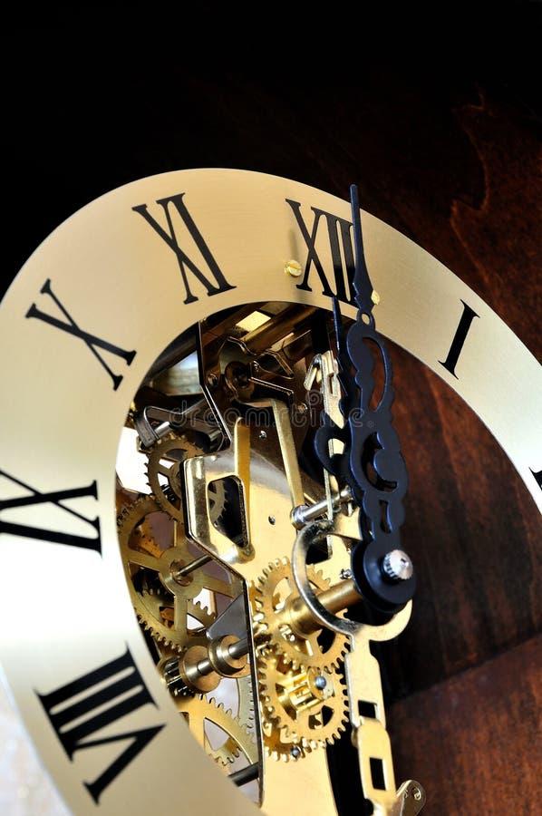 часы механически стоковое фото