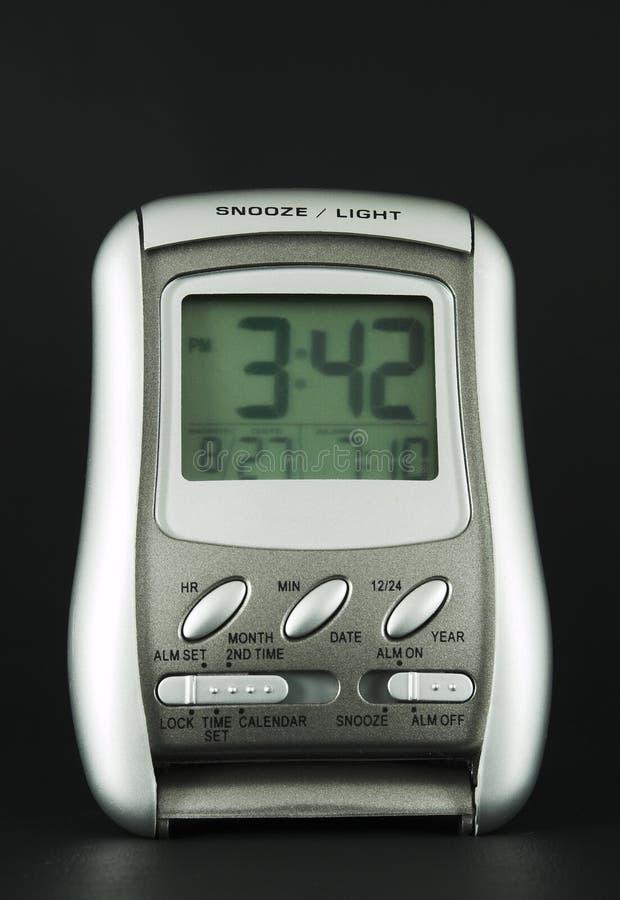 часы цифровые стоковые фотографии rf