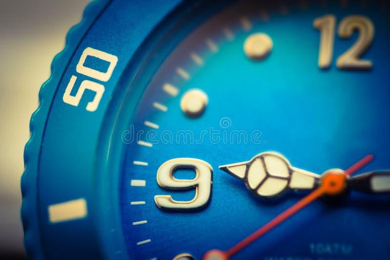 часы 9 стоковые фотографии rf