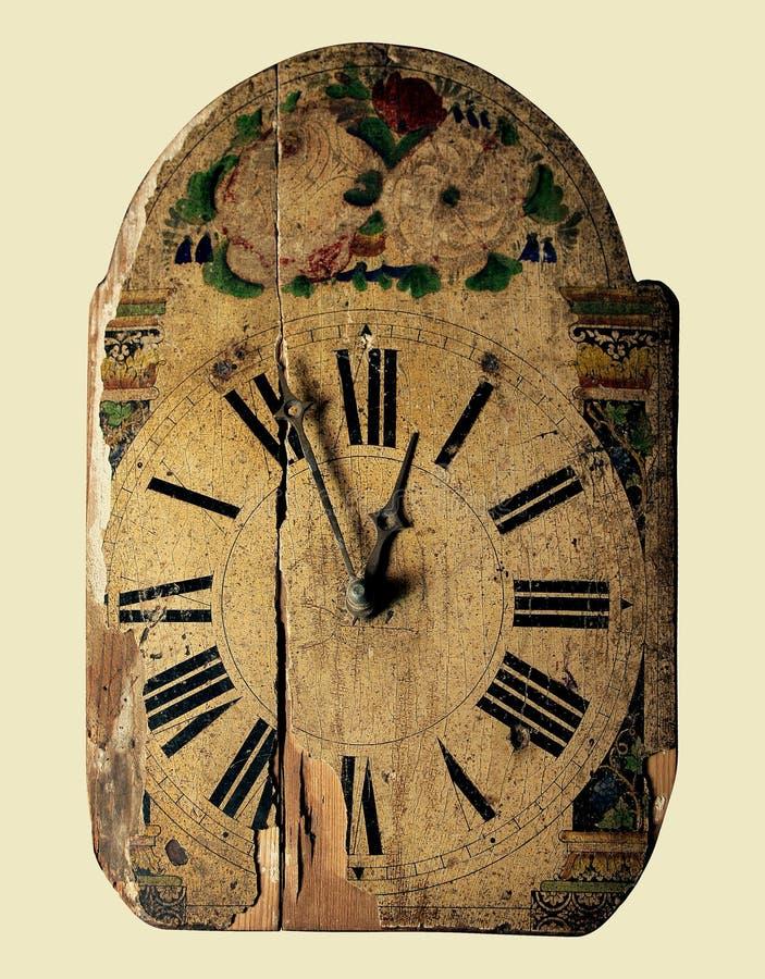 часы antique стоковая фотография rf