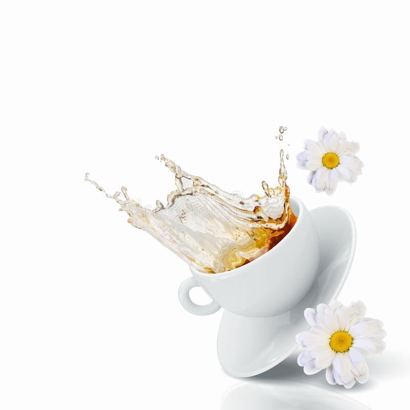 Download Чашек чаю стоковое фото. изображение насчитывающей рассвет - 41651342