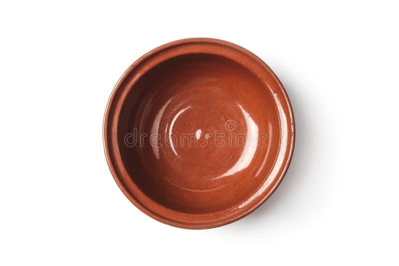 Чашка глины стоковое изображение