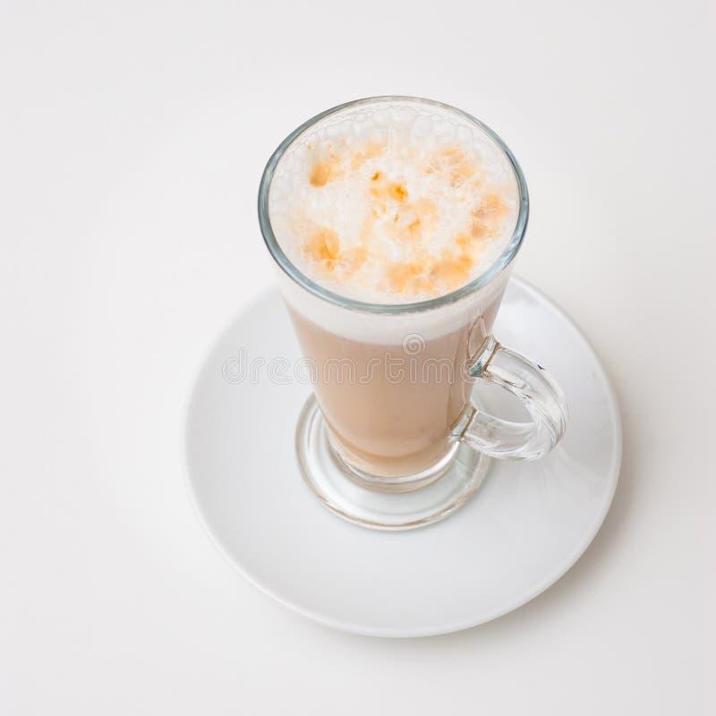 Download Чашка кофе, взгляд сверху стоковое фото. изображение насчитывающей напитка - 81803254