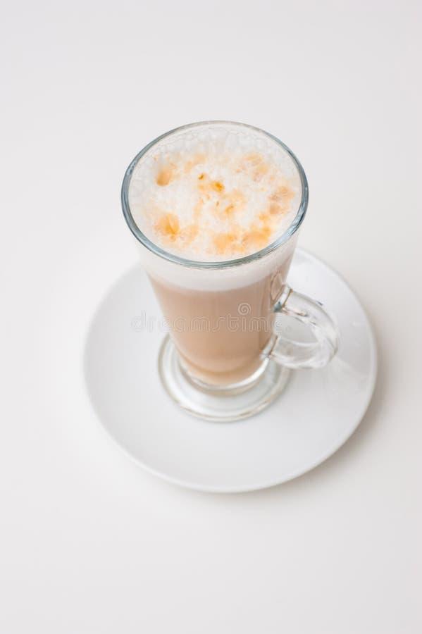 Download Чашка кофе, взгляд сверху стоковое изображение. изображение насчитывающей горяче - 81803269