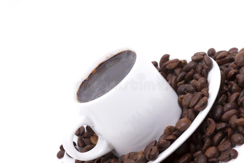 Download Чашка кофе стоковое изображение. изображение насчитывающей сторонника - 41658039