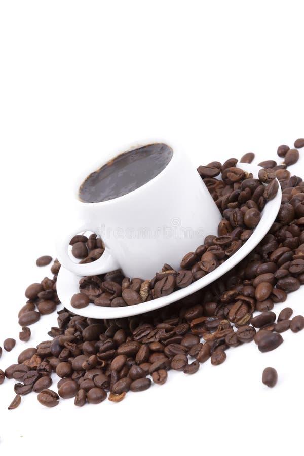 Download Чашка кофе стоковое фото. изображение насчитывающей еда - 41658052