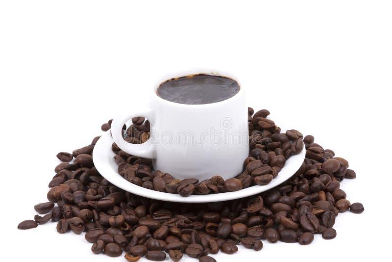 Download Чашка кофе стоковое фото. изображение насчитывающей еда - 41658082