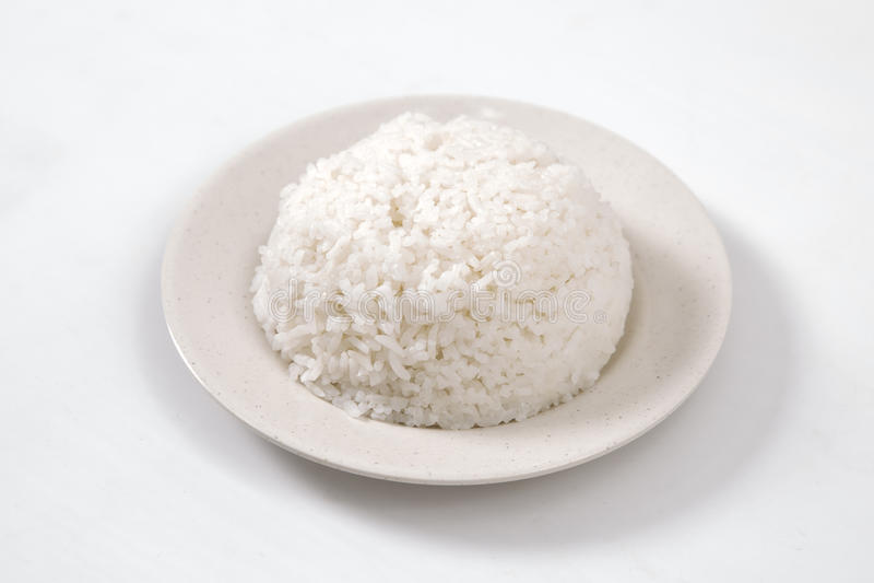Чашка риса стоковые фотографии rf