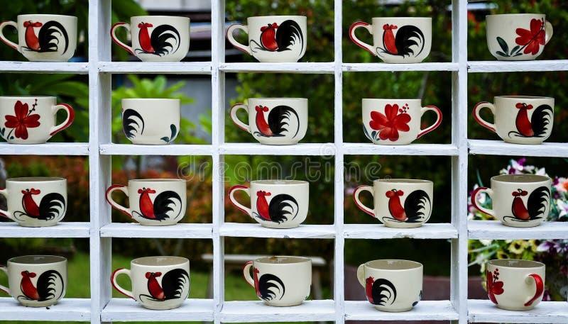 Чашка Whit стоковая фотография rf