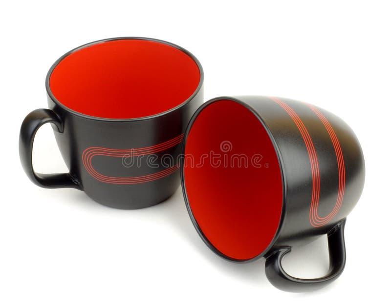 чашки стоковые фото