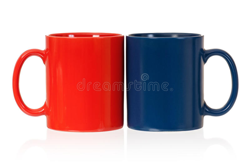 чашки 2 стоковые изображения
