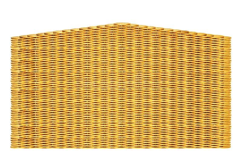 чеканит желтый цвет metal2 стоковое фото rf