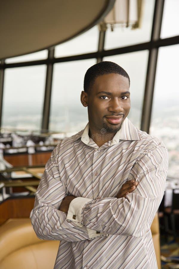 человек афроамериканца стоковые изображения rf