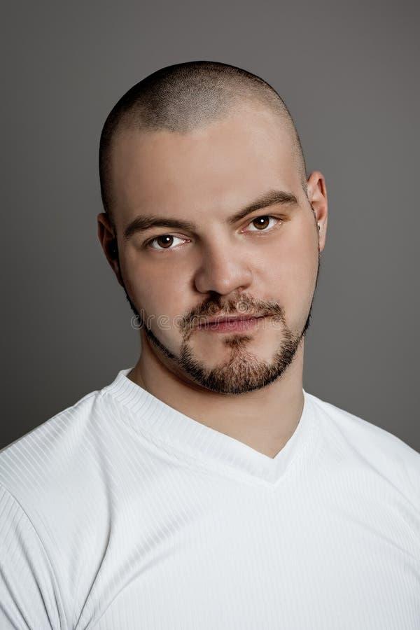человек бороды Стоковое фото RF