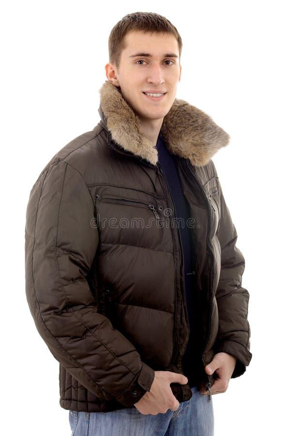 человек одежды теплый стоковые фотографии rf