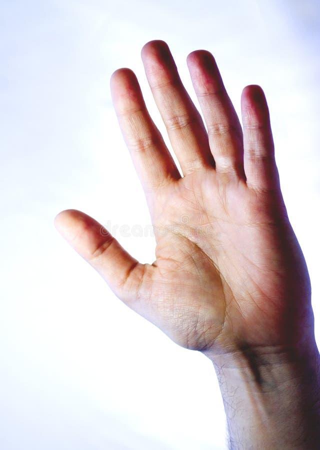 человек руки стоковые изображения