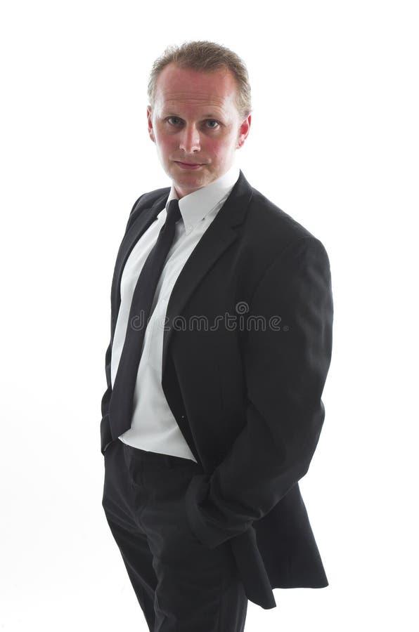 человек серьезный стоковое изображение rf