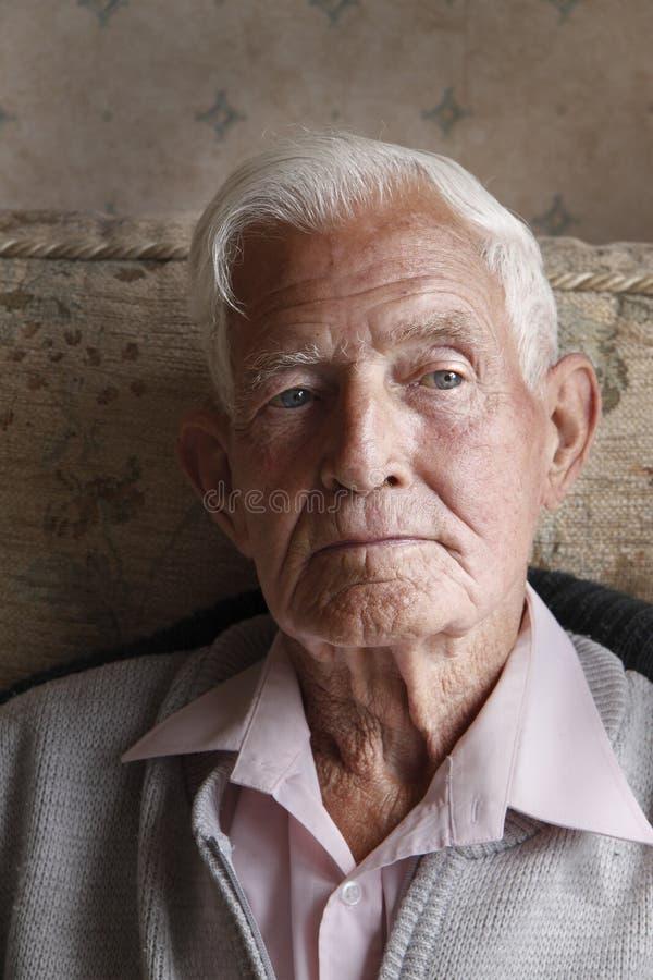 человек старый стоковая фотография