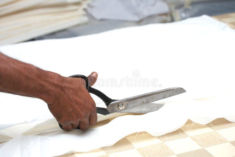 человек ткани вырезывания стоковые изображения rf