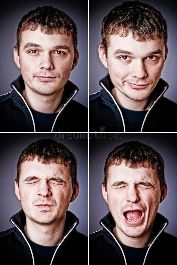 человек характеров 4 стоковые фотографии rf