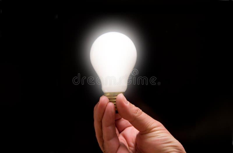 человек энергии стоковое изображение