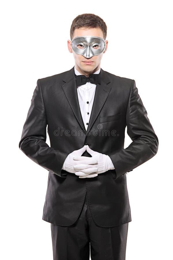 человек disguise стоковая фотография