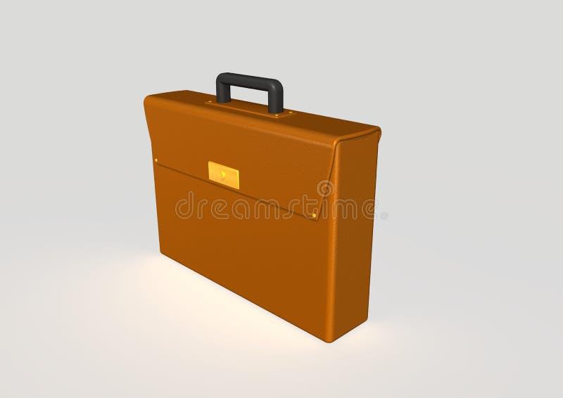чемодан иллюстрация вектора