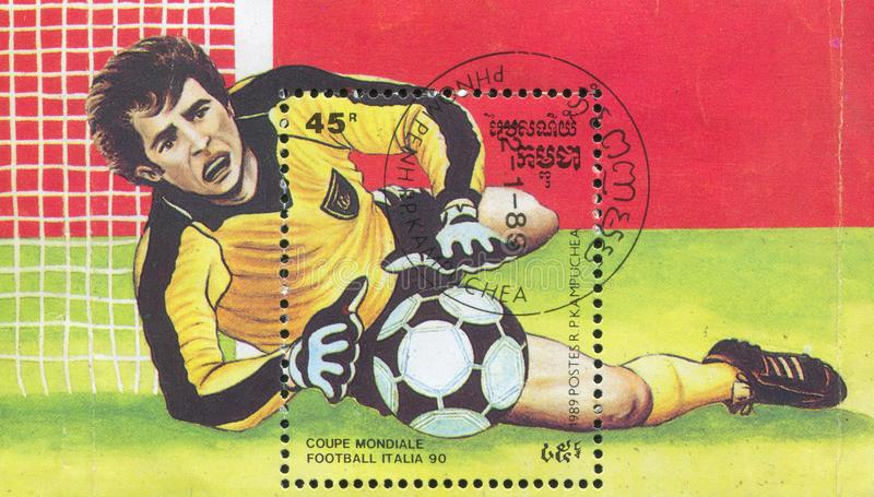 Чемпионаты футбола кубка мира стоковые изображения