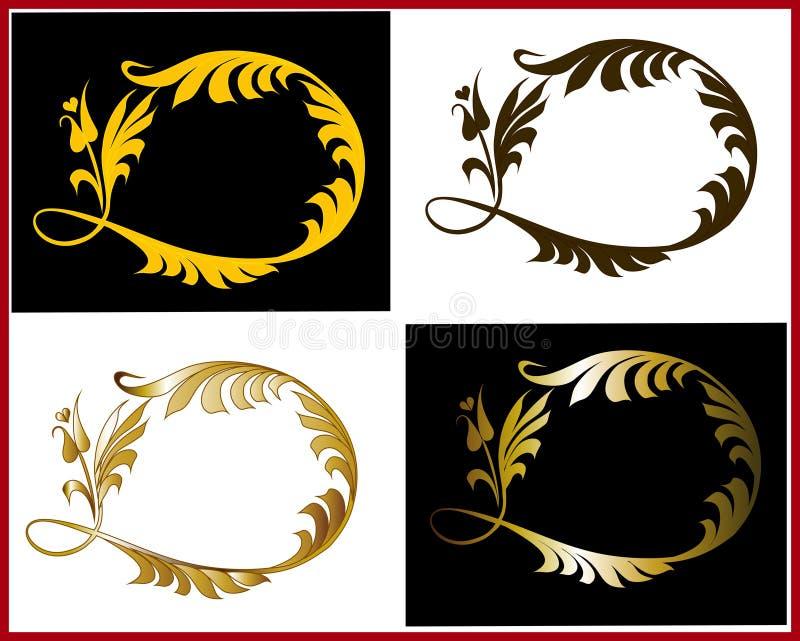 Черенок золота стоковое изображение
