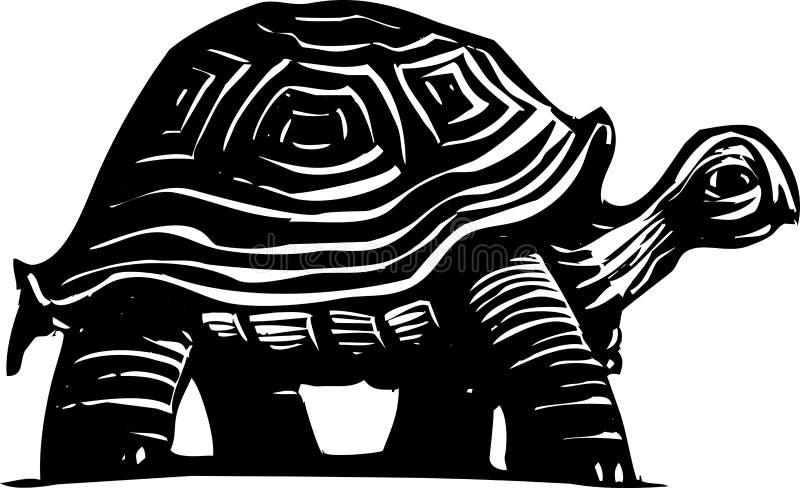 Черепаха иллюстрация вектора