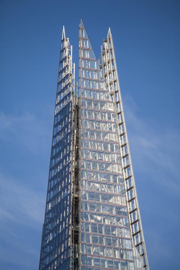 Черепок в Лондоне стоковая фотография