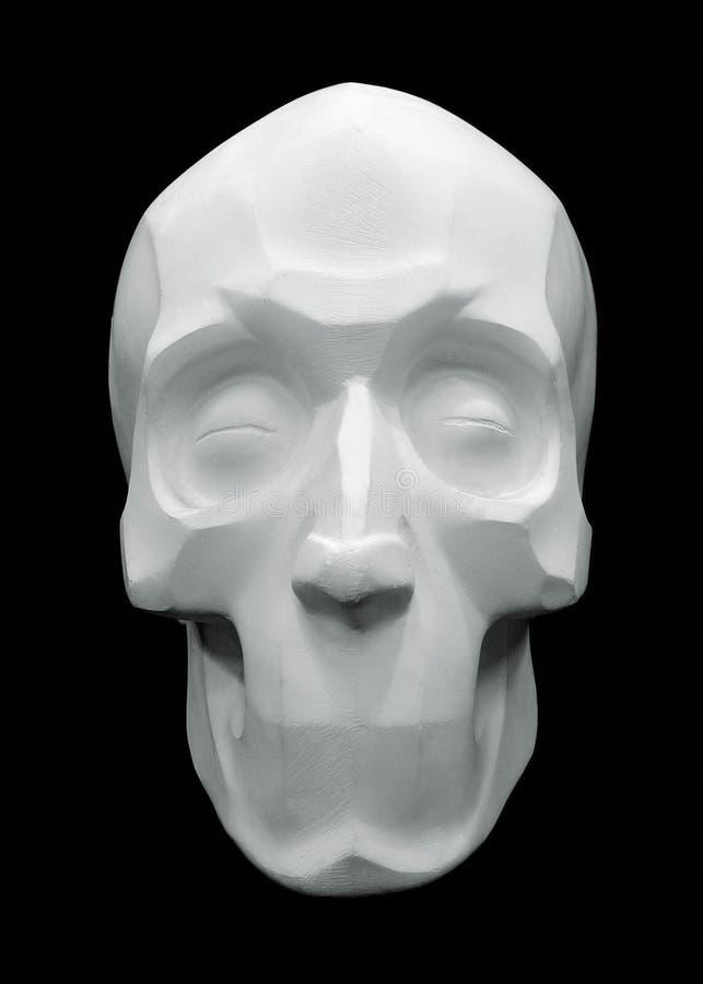 череп 2 Стоковая Фотография