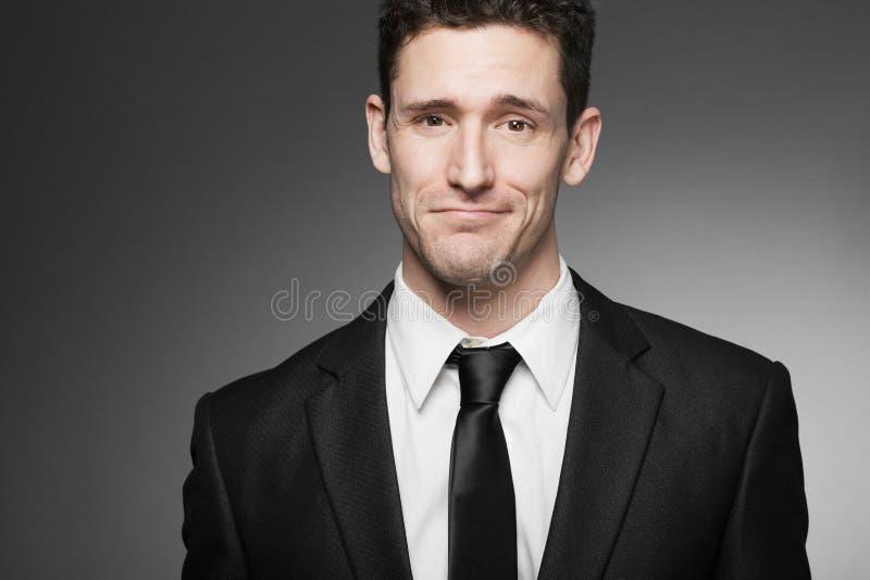 черная белизна костюма рубашки бизнесмена стоковые фото