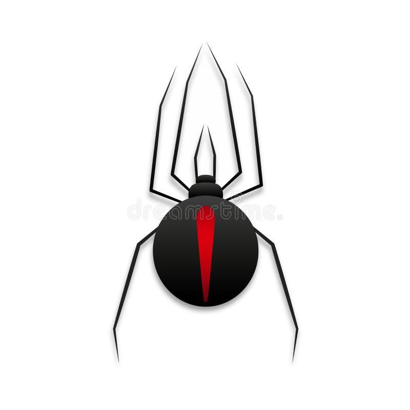 черная вдова спайдера бесплатная иллюстрация