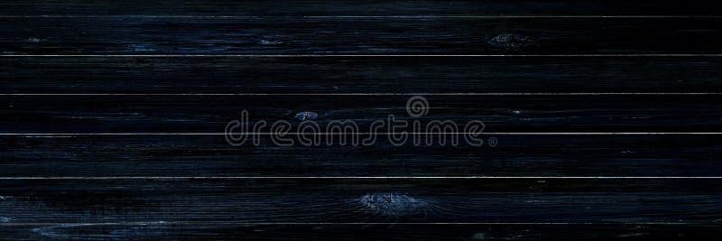 Черная деревянная текстура, темная деревянная абстрактная предпосылка стоковая фотография rf