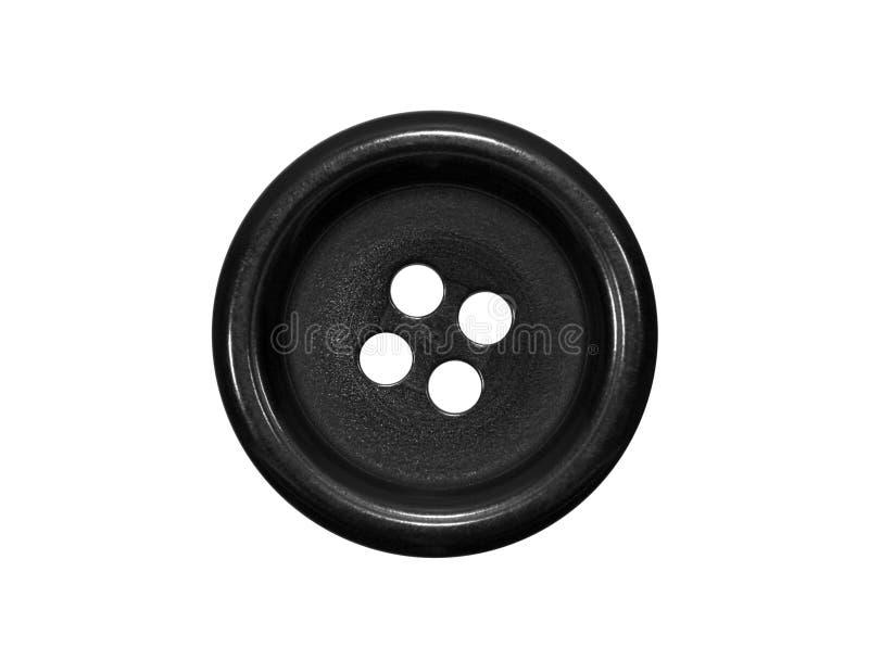 черная кнопка стоковая фотография