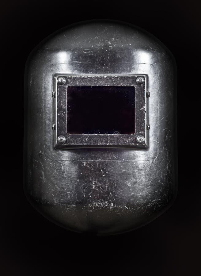 Черная маска заварки стоковые изображения rf