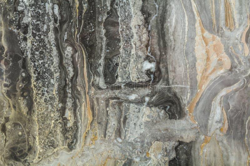 Черная мраморная абстрактная картина предпосылки с высоким разрешением Предпосылка года сбора винограда или grunge естественной к стоковое фото