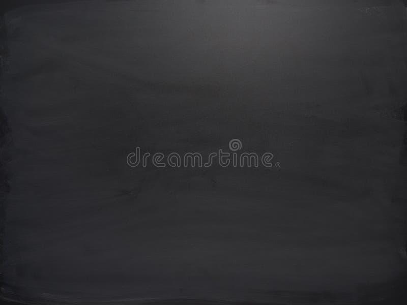 Черная доска с трассировками мела стоковые фотографии rf