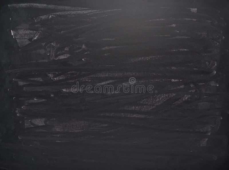 Черная доска с трассировками мела стоковые изображения