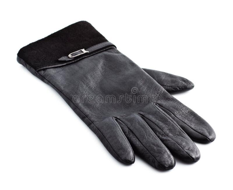 черная перчатка стоковое изображение
