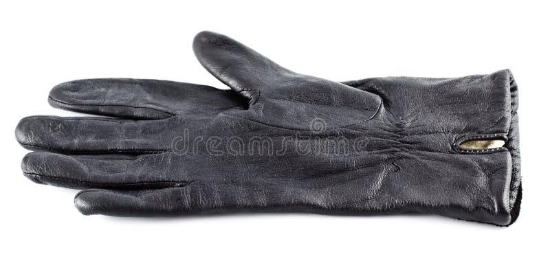 черная перчатка стоковое фото rf