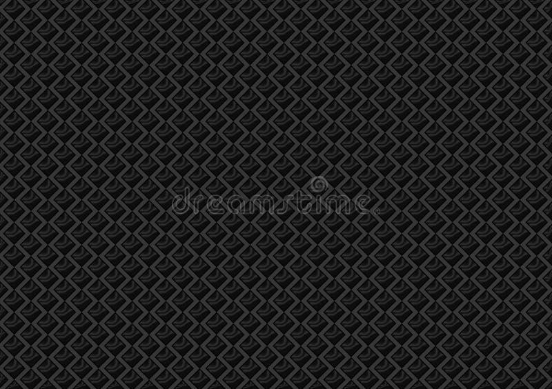 Черная покрашенная картина проверила обои бесплатная иллюстрация