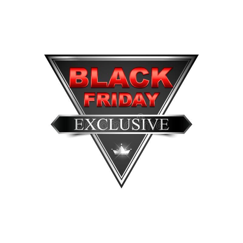 Черная пятница sticker5-03 бесплатная иллюстрация