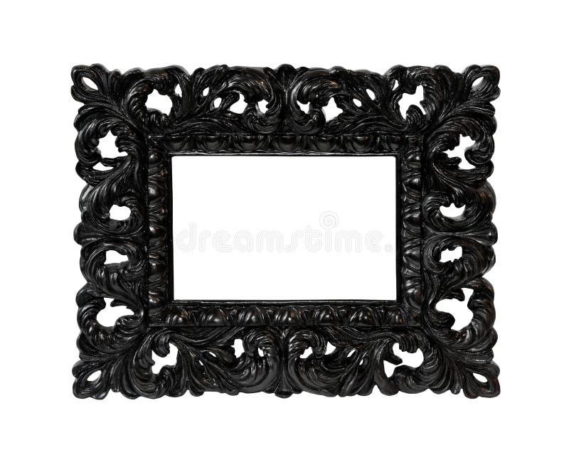 черная рамка стоковые фотографии rf