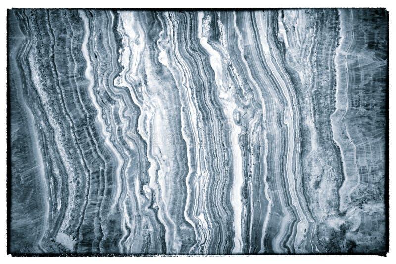Черная синяя текстура тона для знамени предпосылки и сети стоковое фото