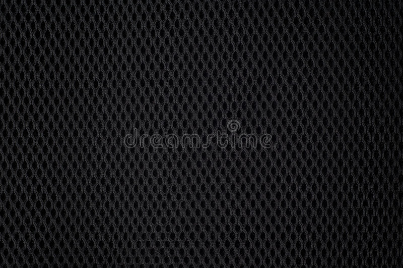 черная текстура нейлона сетки стоковые фото