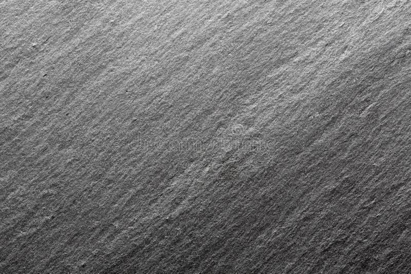 Черная текстура шифера, плитка пола, обои или предпосылка стоковое изображение rf