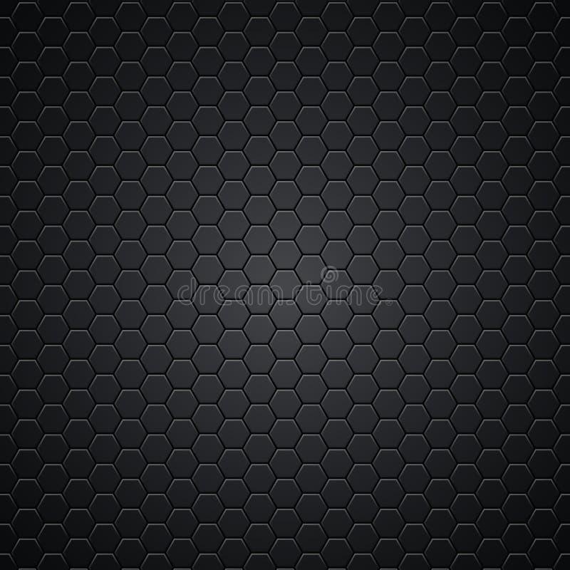 Черная текстура иллюстрация штока